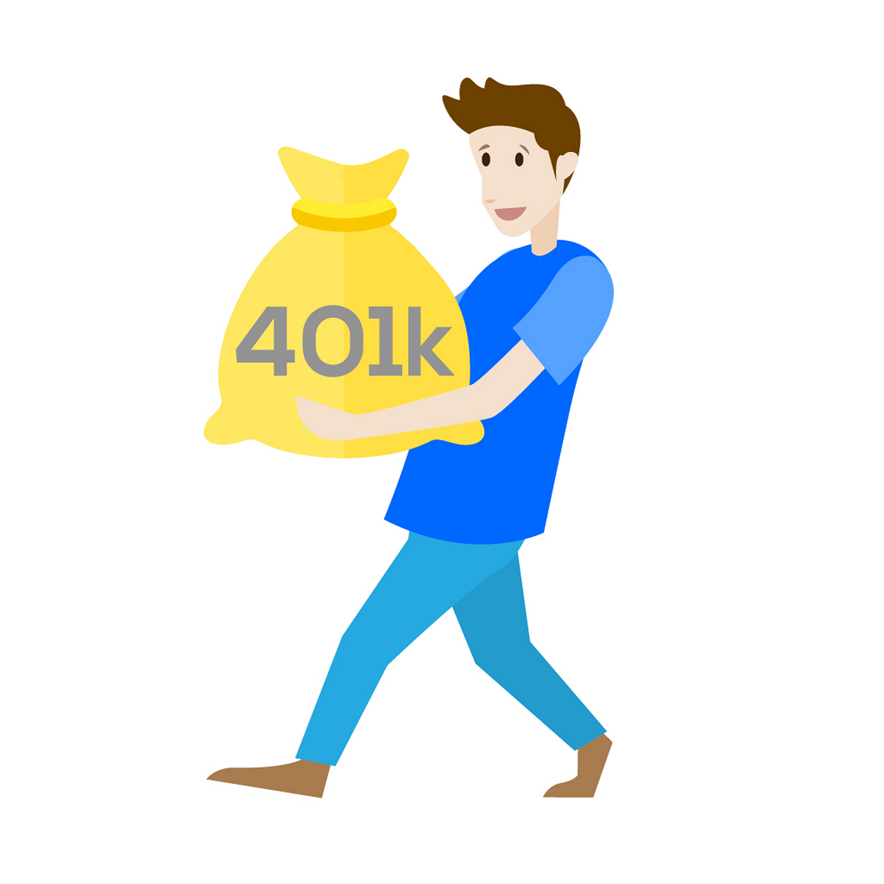 Your 401k gold mine