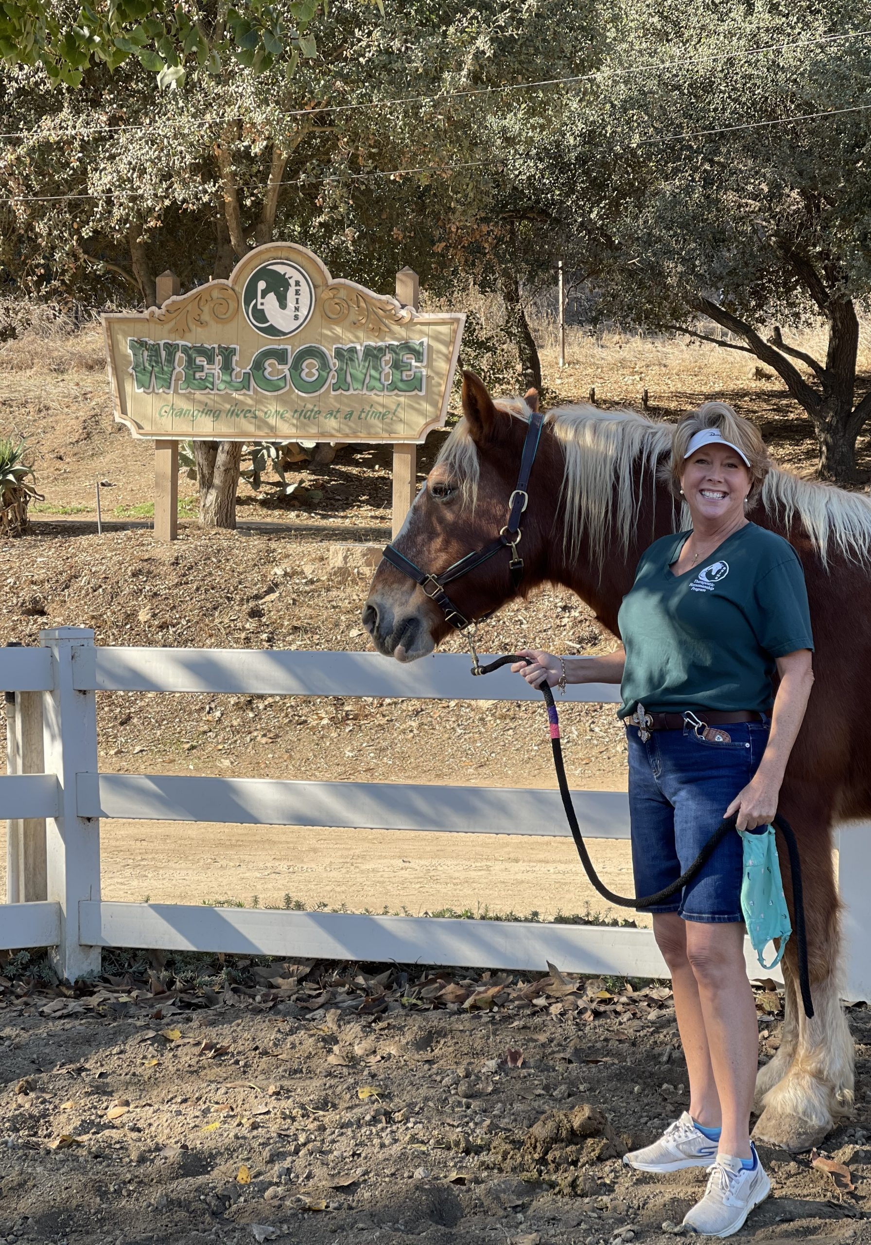 REINS 2020 Marianne and Lucy-Belle
